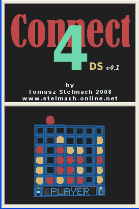 Thumbnail 1 for Connect 4 DS